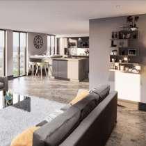 Новые квартиры, с высоким доходом, в Ливерпуле, в Санкт-Петербурге