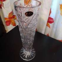 Хрустальная ваза, в Химках