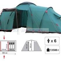 Продам кемпинговую палатку Brest 6, в Челябинске