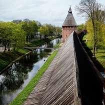 Экскурсии по крепостной стене смоленска, в Смоленске
