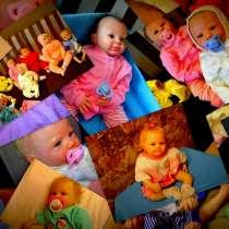 Куклы реборн (куклы дети), в Самаре
