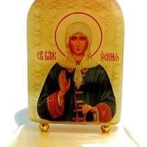 ИКОНЫ ИЗ СЕЛЕНИТА, в Санкт-Петербурге