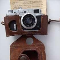 Продам фотоаппарат зоркий4, в Череповце