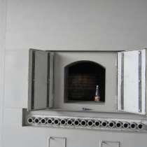 Печь (генератор горячего воздуха), в Ачинске