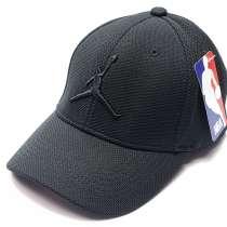 Бейсболка кепка Jordan flexible (черный/черный), в Москве