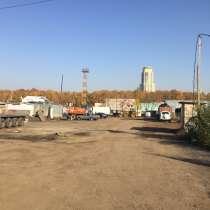 Земельный участок со строениями в аренду, в Москве