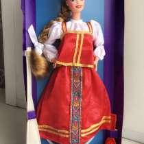 Русская кукла Барби (Russian barbie doll), 1997, в Глазове