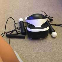 VR очки PS, в Москве