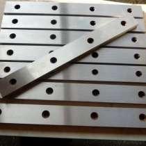 Нож гильотинный 570х75х25-27мм для НГ16 Н478, в Санкт-Петербурге