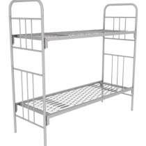 Металлические кровати от производителя 190*70, 80, 90 см, в Ярославле