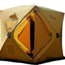 Палатка зимняя Tramp Ice Fisher 3, в Челябинске