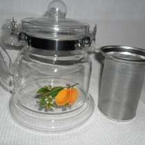 Заварной чайник с ситцем, в Самаре