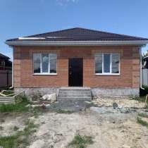 Новый дом 90кв. м. на 5 сотках в Суворовском, в Ростове-на-Дону