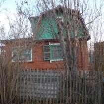Продается дачный участок с домом Птицевод 1, в Омске