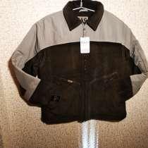 Новая зимняя куртка из хлопкового микровельвета 46-52, в Пятигорске