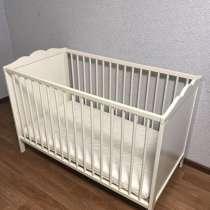 Продам Икеа кроватку для новорожденных, в Краснодаре