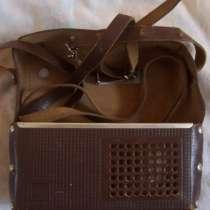 Кожаная сумочка для радио, в Новосибирске