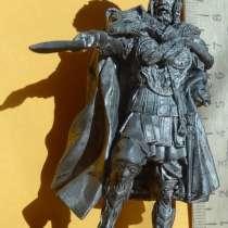 Оловянные солдаты стандарта 75 мм. Олово, чернение, в Магнитогорске