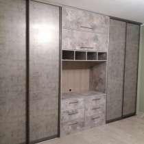 Изготовление шкафов-купе, кухонь.Доступно для всех. Недорого, в Красноярске