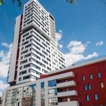Отличная 3кв. с ремонтом в новом красивом доме, Центр!, в Екатеринбурге