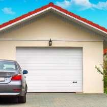 Автоматические гаражные откатные рулонные ворота рольставни, в Самаре