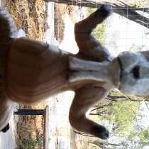 Стилизованная фигурка козла, в Севастополе