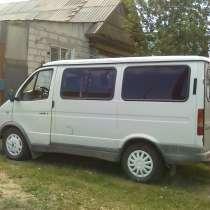 ГАЗ 2217 Баргузин (Соболь) 2003г. в газ-бензин.405инжектор, в Чебаркуле