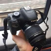 Фотоаппарат canon 550D полупрофессиональный, в Москве
