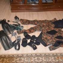 Подводное снаряжение в максим. комплекте, в Анапе