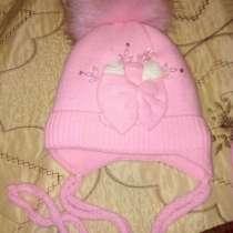 Дитяча шапочка для дівчинки ціна 210 грн, в г.Украинка