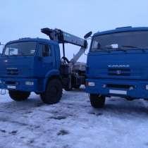 КАМАЗ 43118 тягач, в Набережных Челнах