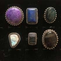 Перстень с натуральными камнями, в Тюмени