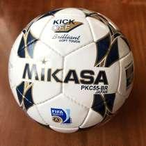 Мяч футбольный Mikasa PKC55-BR, в г.Солигорск