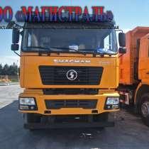Самосвал Shacman 6x4 SX3256DR384, в Хабаровске