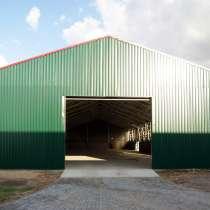 Утепление ангаров, складов, в Краснодаре