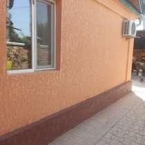 Утепление домов текстура снежок, шуба, набрызг. Отделка внут, в г.Бишкек