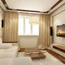 Ремонт и отделка квартир и офисных помещений, в Екатеринбурге