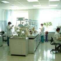 Услуги Испытательной лаборатории ТОО «Kaz Grain Solutions», в г.Кокшетау