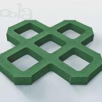 Полимер-песчаная газонная решетка от производителя в Ижевске, в Ижевске