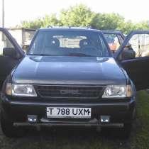 Продам Opel Frontera 1996г, в г.Петропавловск