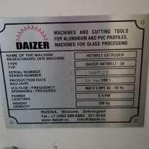Daizer hotmelt 50 Бутил экструдер, в Северске