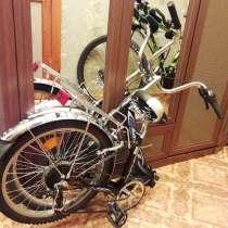 Продам подростковый складной велосипед, в Междуреченске