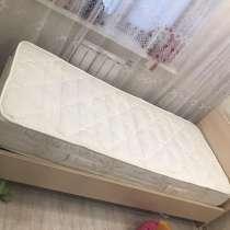 Кровать+матрас, в Красноярске