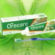 """Зубная паста """"Orecare"""", в Тюмени"""