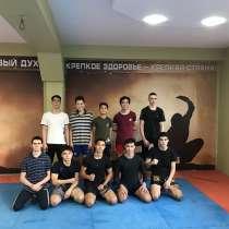 Тренировки по ММА, Смешанные единоборства, бои без правил, в г.Алматы