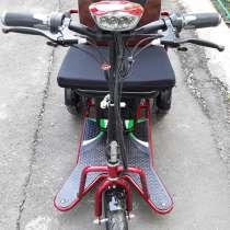Продается скутер с электроприводом, в Ростове-на-Дону