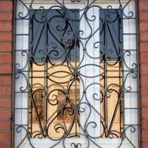 Сварные решетки на окна в кредит, в г.Харьков