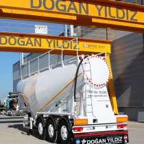 Цементовоз DOGAN YILDIZ 30 м3, в Ростове-на-Дону