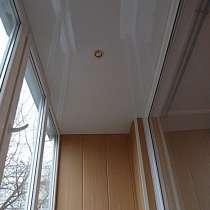 Отделка лоджий и балконов, в Москве