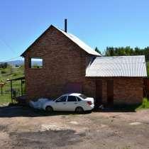 Продам 2 дома на Бухтарминском водохранилище с участками, в г.Усть-Каменогорск